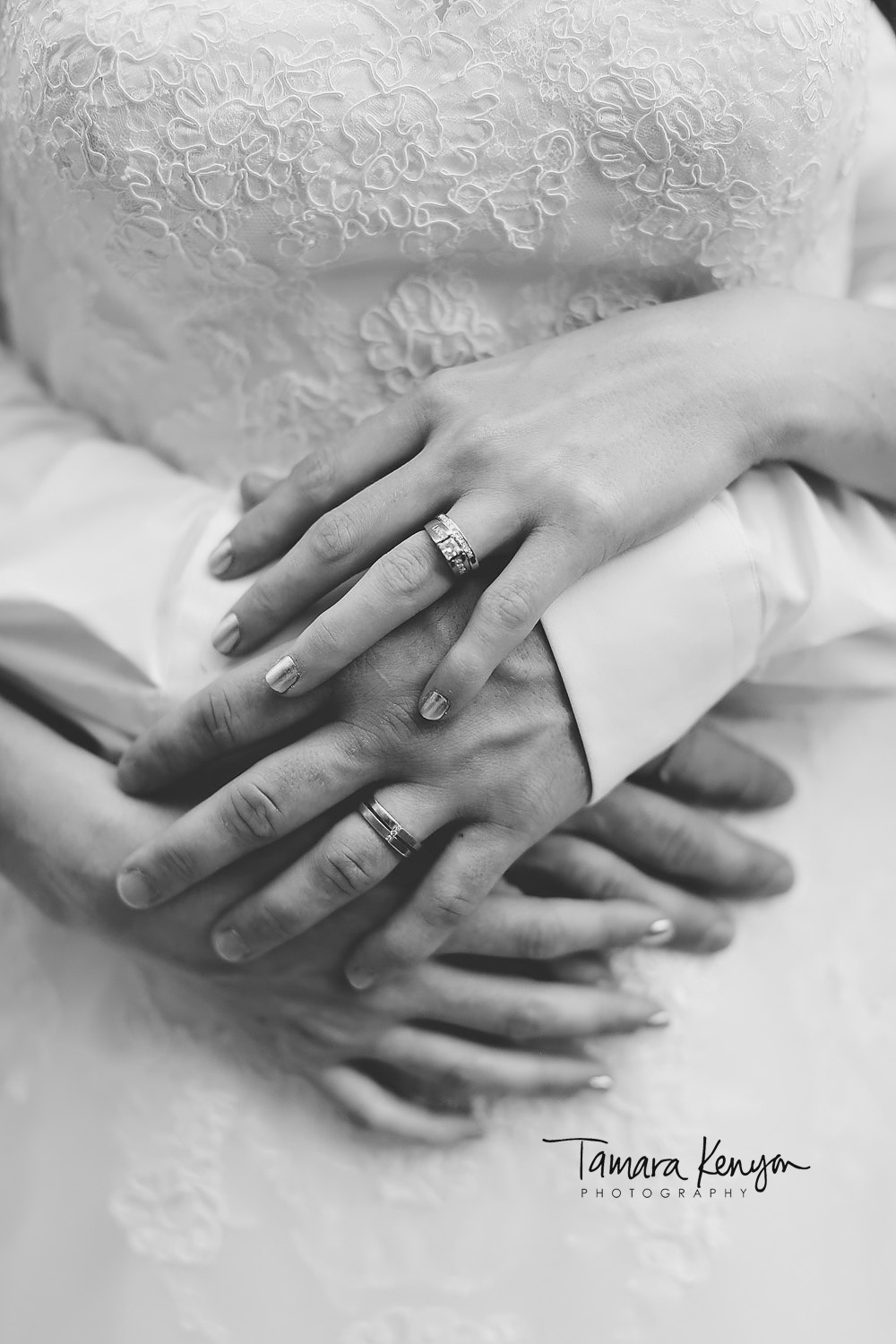 bride and groom wedding rings boise idaho