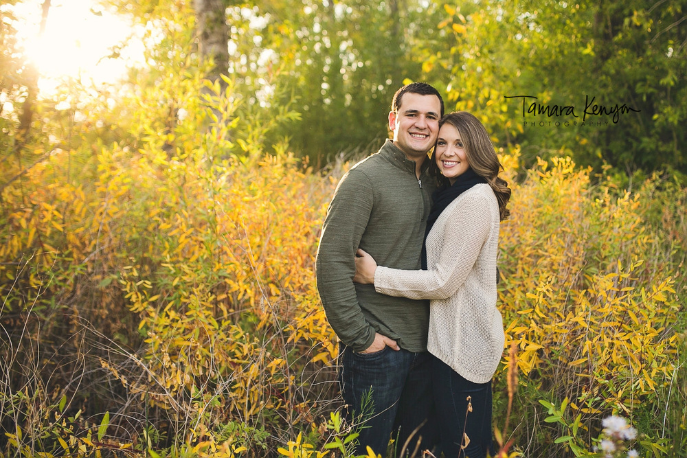 boise fall engagement