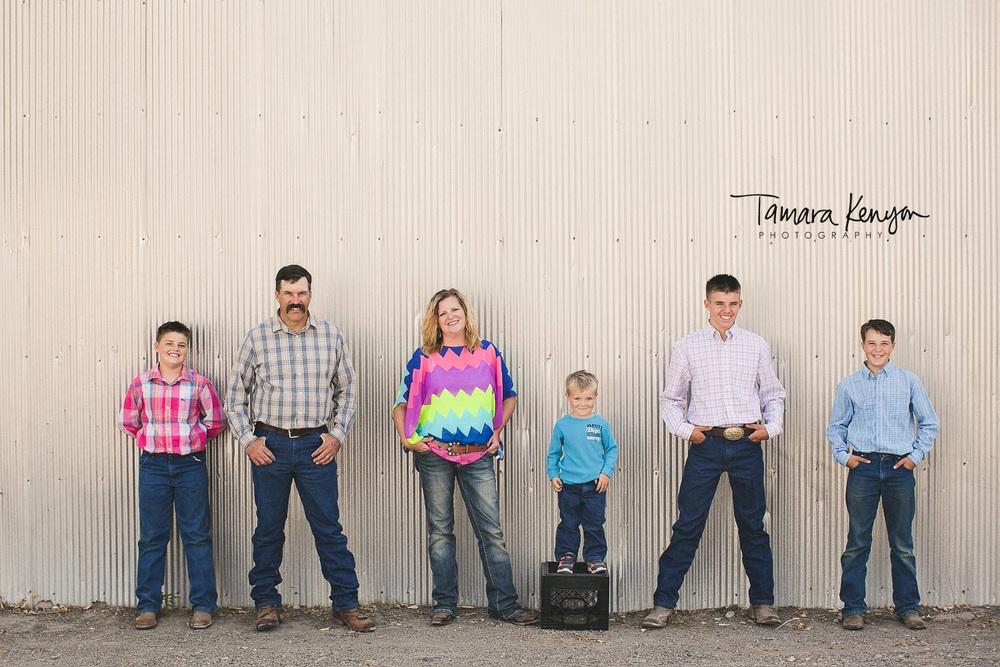 ineck family marsing idaho