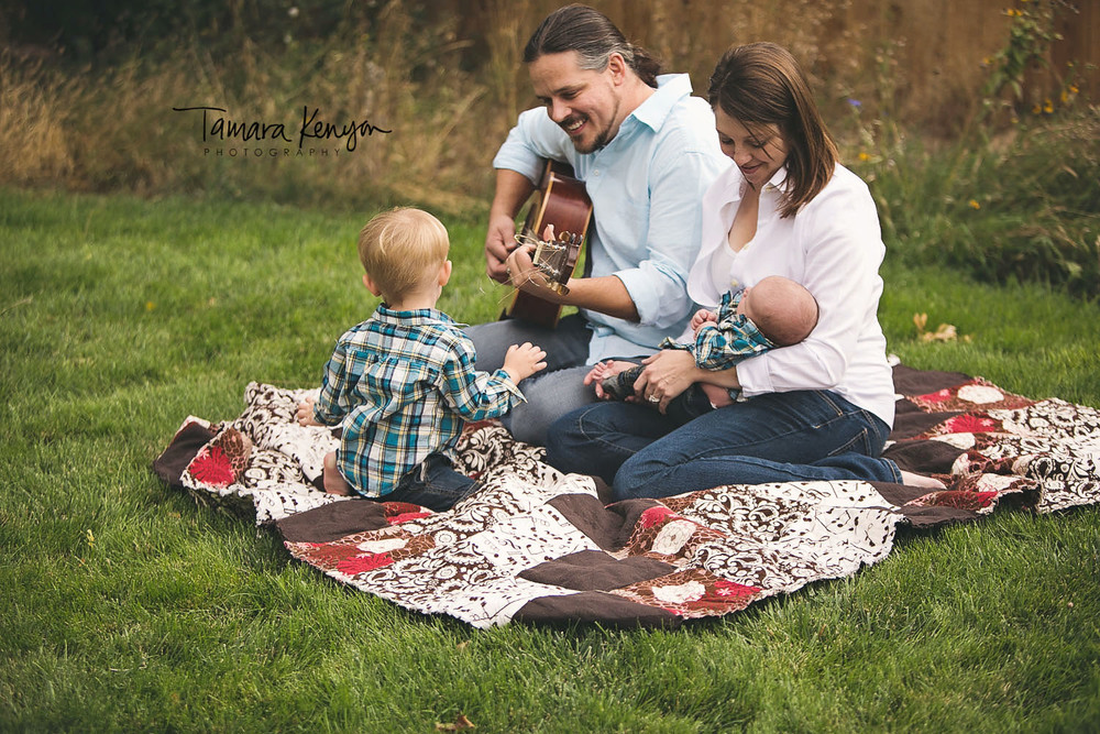 family photographer in boise