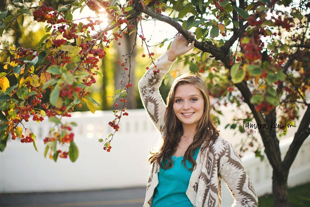boise idaho high school senior photographer