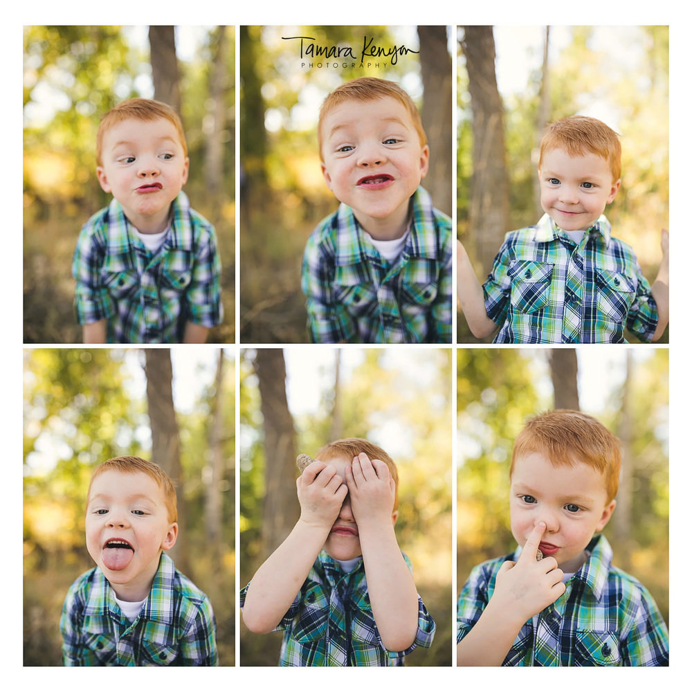 silly snapshots lifestyle family session
