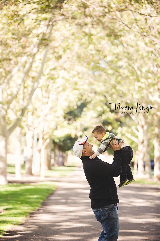 julia davis park family photos boise