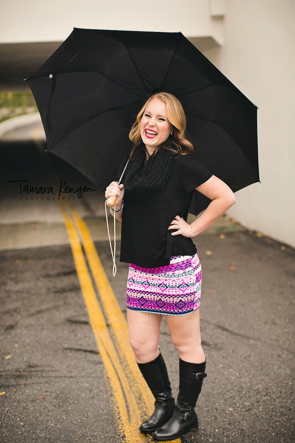 senior photographer in boise