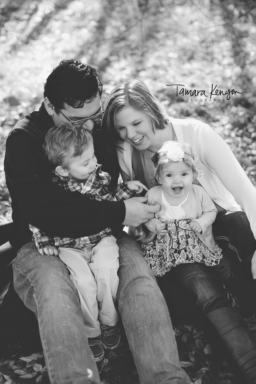 fall family photos boise
