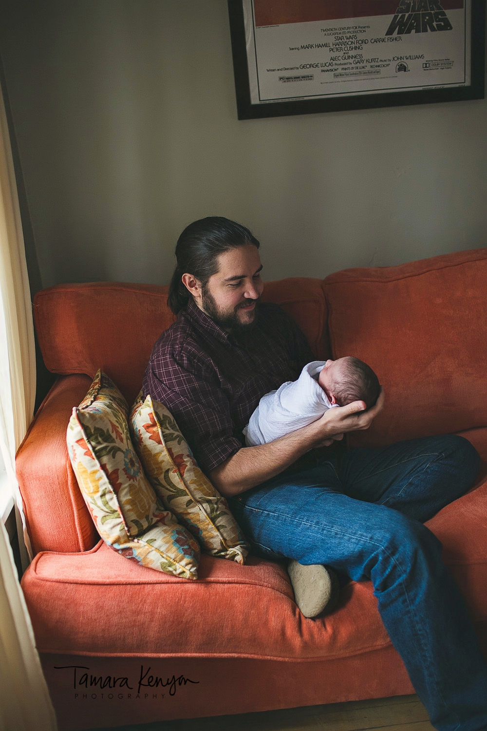 boise lifestyle newborn photos