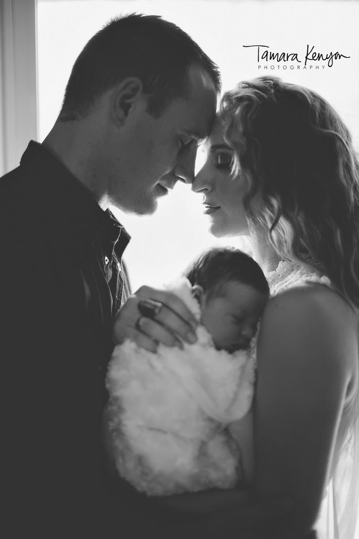 tamara kenyon photography newborn boise