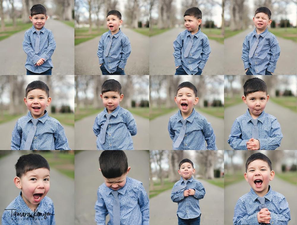candid child photos