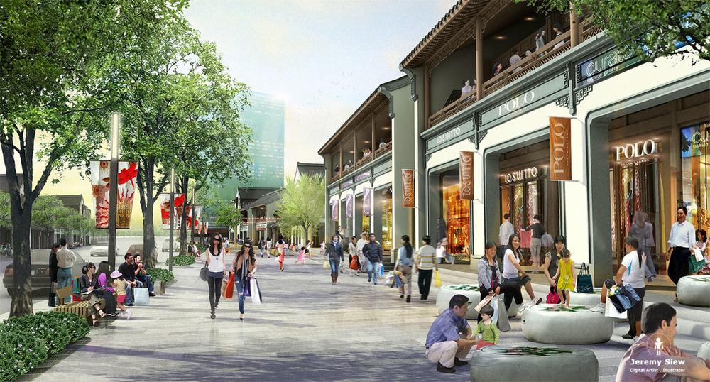 Zhuji Retail