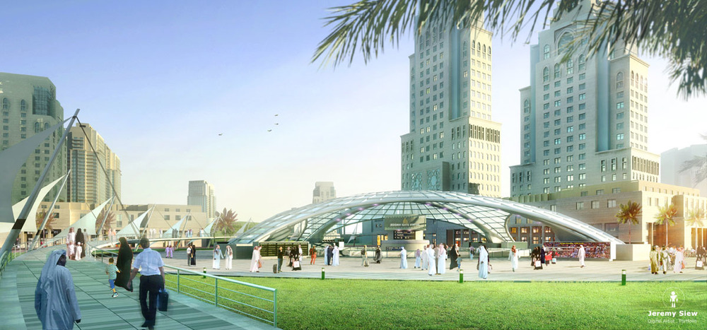 Jeddah Transit Center