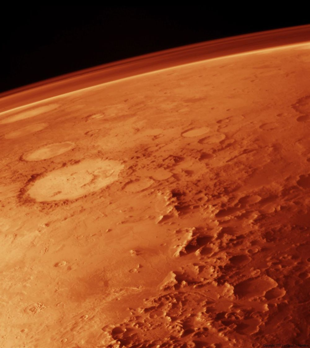 MARS image courtesy of wikimedia commons