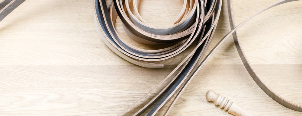 CUSTOM BELTS - MADE TO MEASURE
