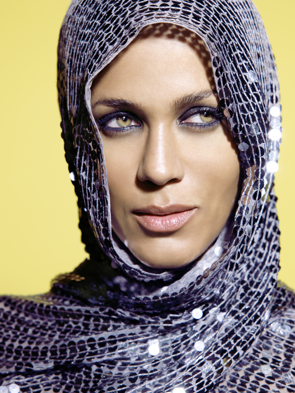 Nicole Ari Parker photographed by Keith Major