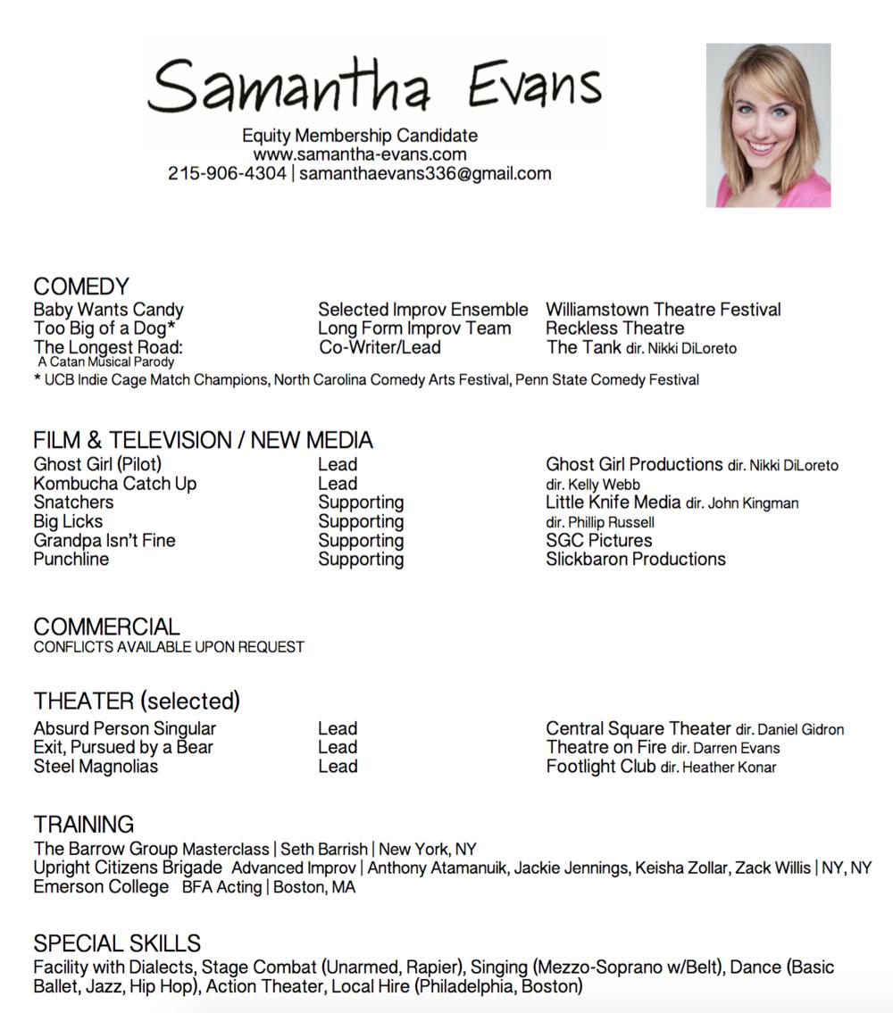 Samantha Evans Resume.png