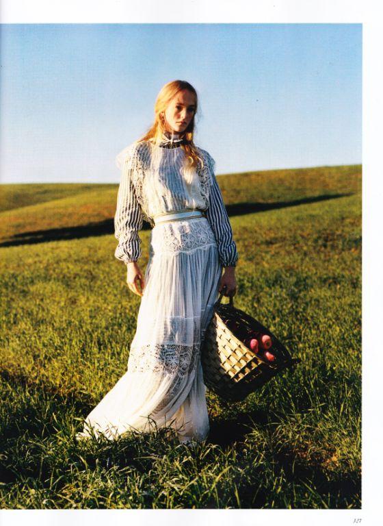 Vogue UK March'16