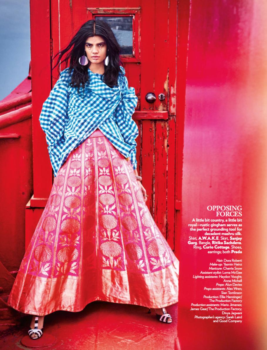 Vogue India Feb'16