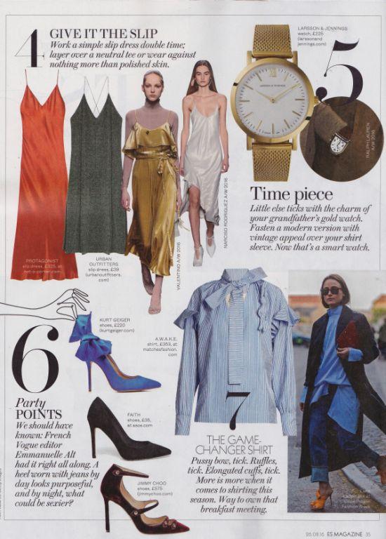 ES Magazine, August