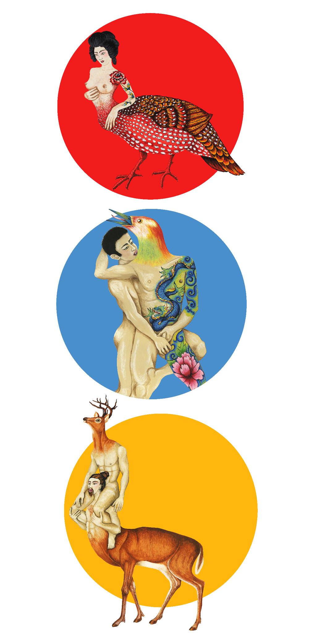 Hybrid creatures / Design Philadelphia 2013