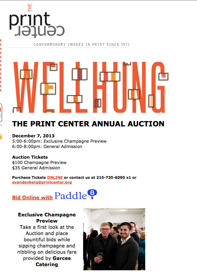 http://www.printcenter.org/auction.html
