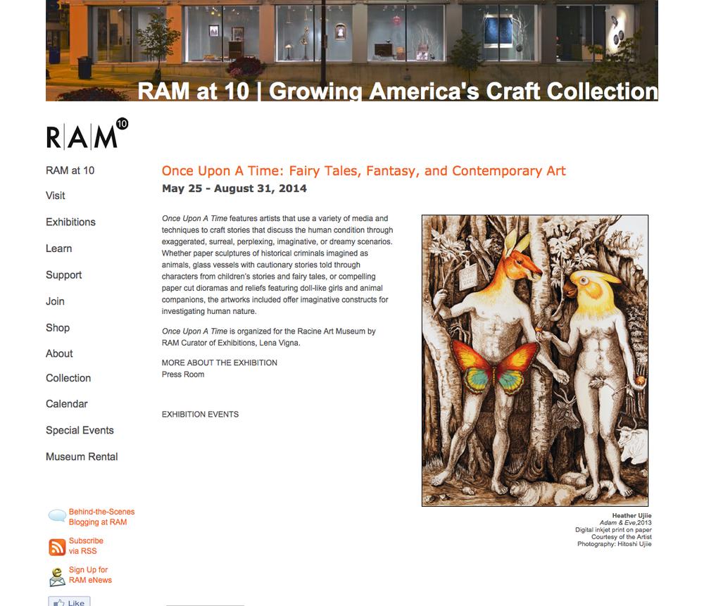 racine museum 2014