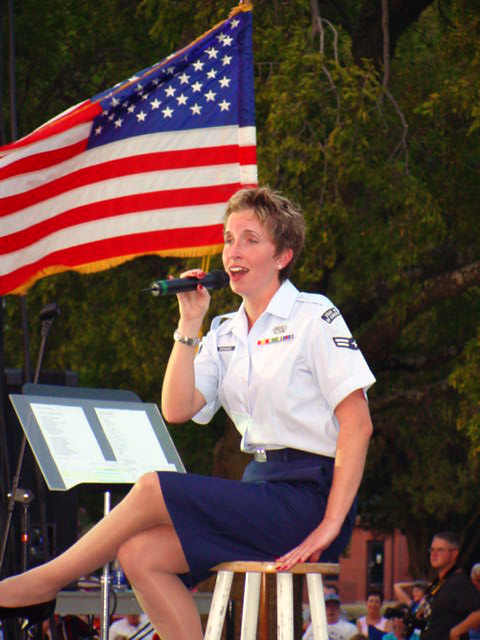 United States Air Force Heritage of America Band, Hampton, VA