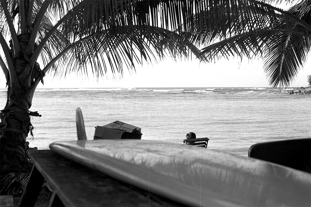 Experience our vintage surfing and beach lifestyle images through our camera