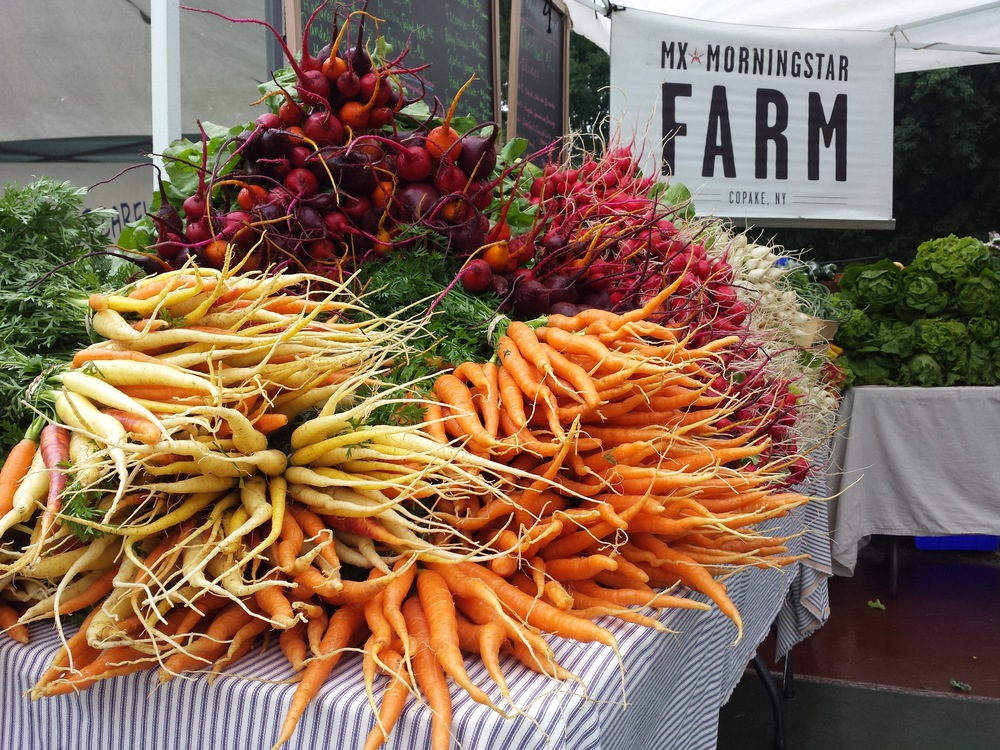 Hastings-on-Hudson farmers market