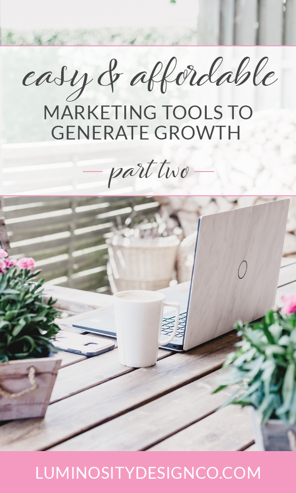best cheap marketing tools