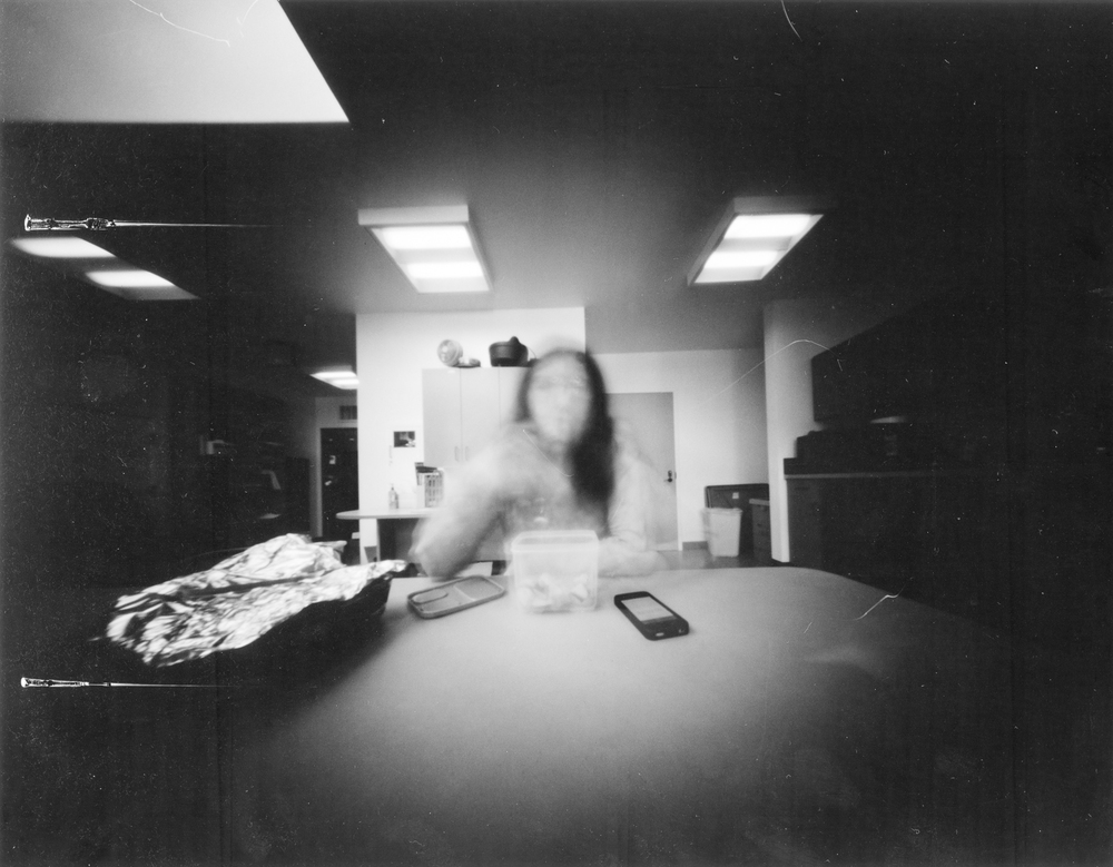 Pinhole. No extension frame (25mm). 1 min. 25 seconds.