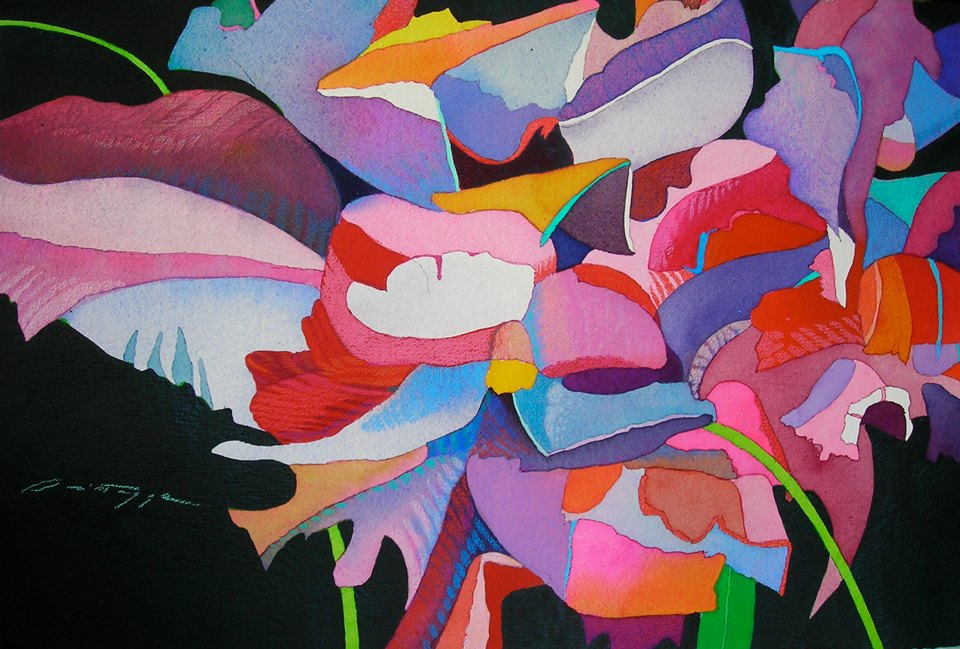 Orchid Jumble