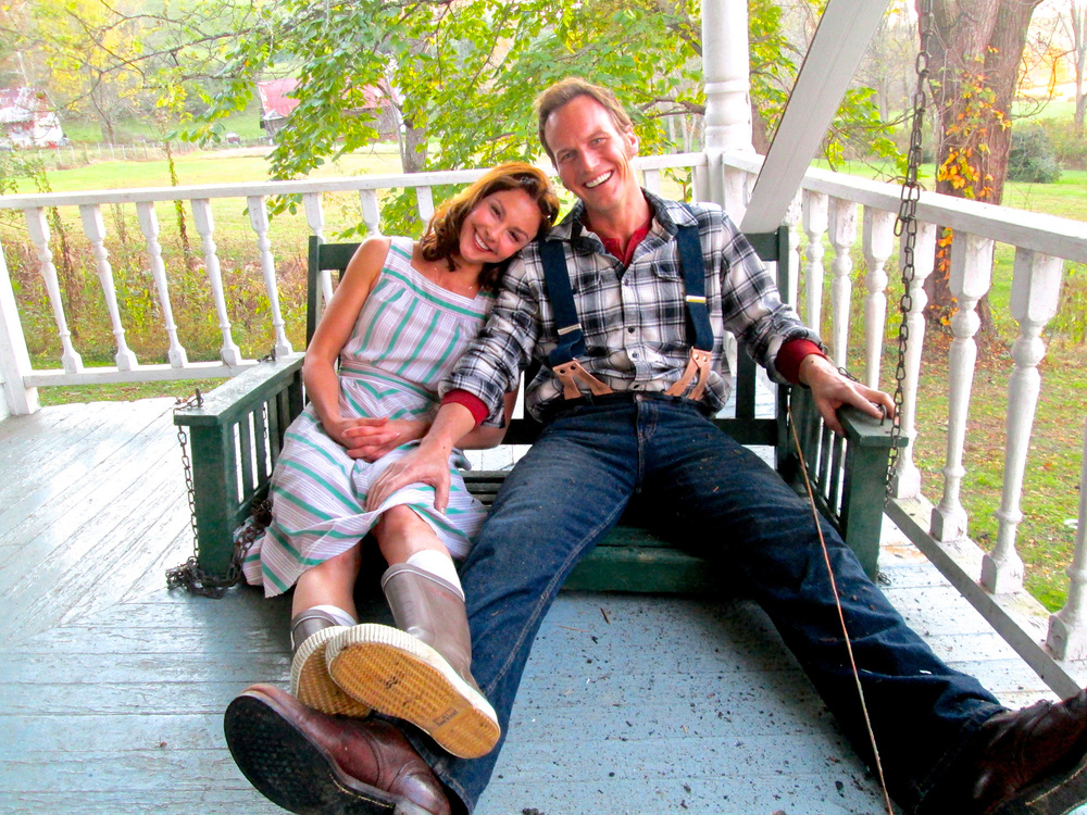 Ashley Judd and Patrick Wilson star in Big Stone Gap opening nationwide on October 9 from Picturehouse.