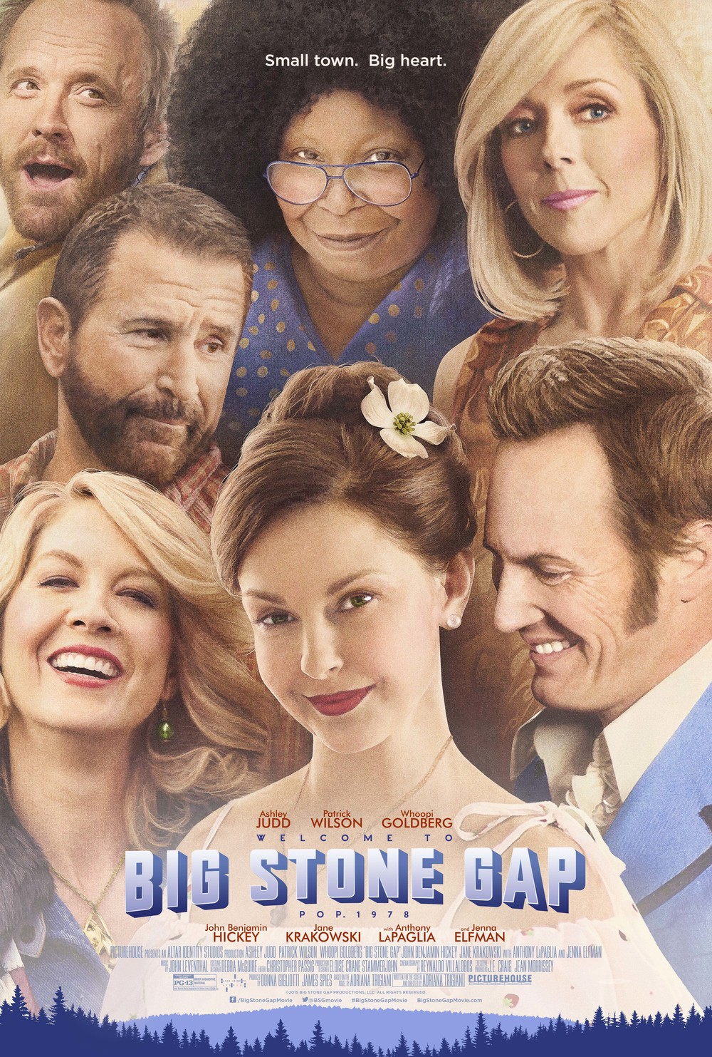 Starring: Ashley Judd, Patrick Wilson, Whoopi Goldberg, John Benjamin Hickey, Jane Krakowski, Anthony LaPaglia, Jenna Elfman, Jasmine Guy, Judith Ivey