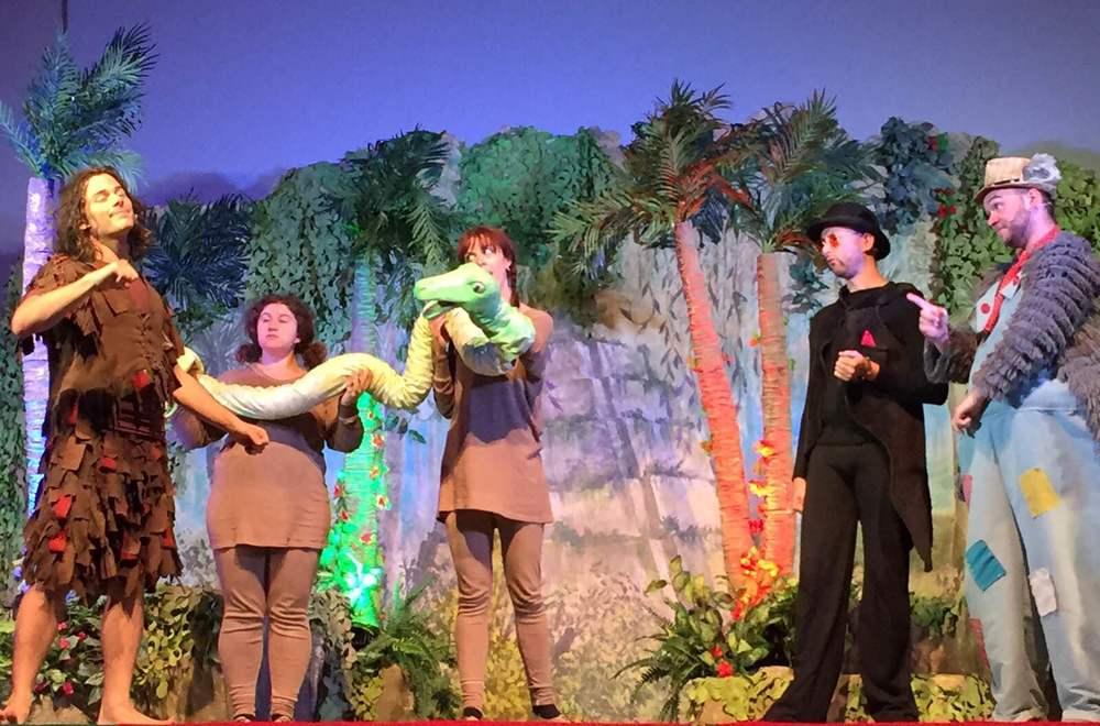 The Jungle Book S4K Tour 2015