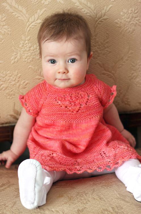 Sproutlette Dress Tanis Fiber Arts