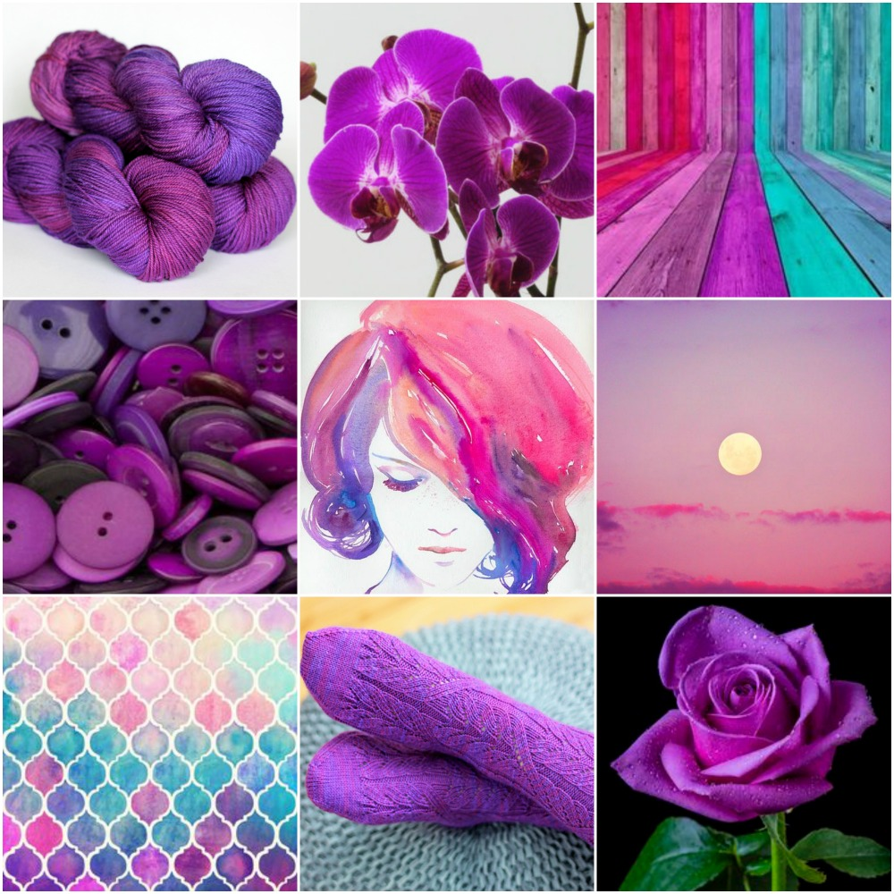 Mood Board Monday Jewel Tanis Fiber Arts
