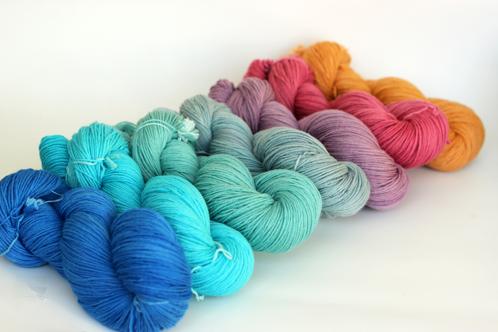 lagoon, seabreeze, mint, chris grey, rose grey, rhubarb, apricot.