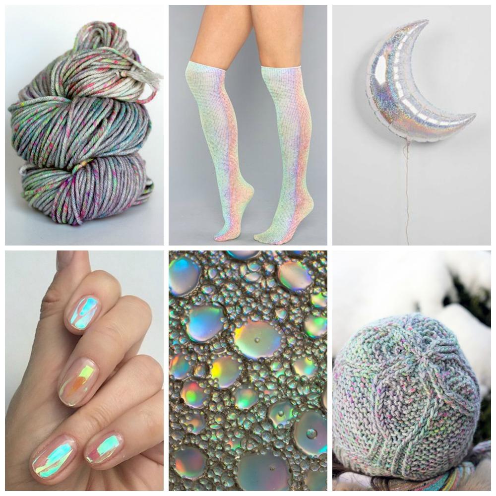 TFA PureWash Chunky in Crystal,socks,moon balloon,nails,drops,Heira.