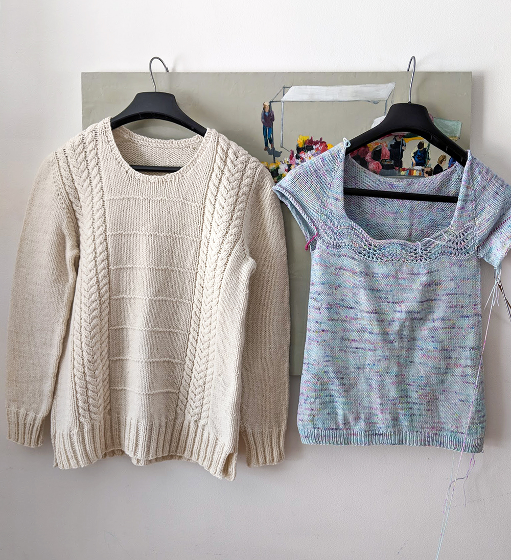 2 sweaters