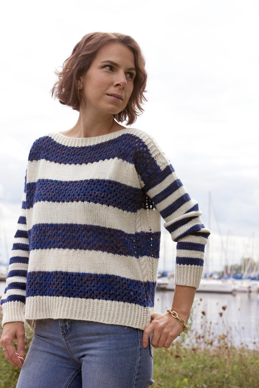 Seaboard Sweater Kits Tanis Fiber Arts