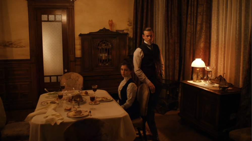 """The knick, """"there are rules"""" (2015)"""