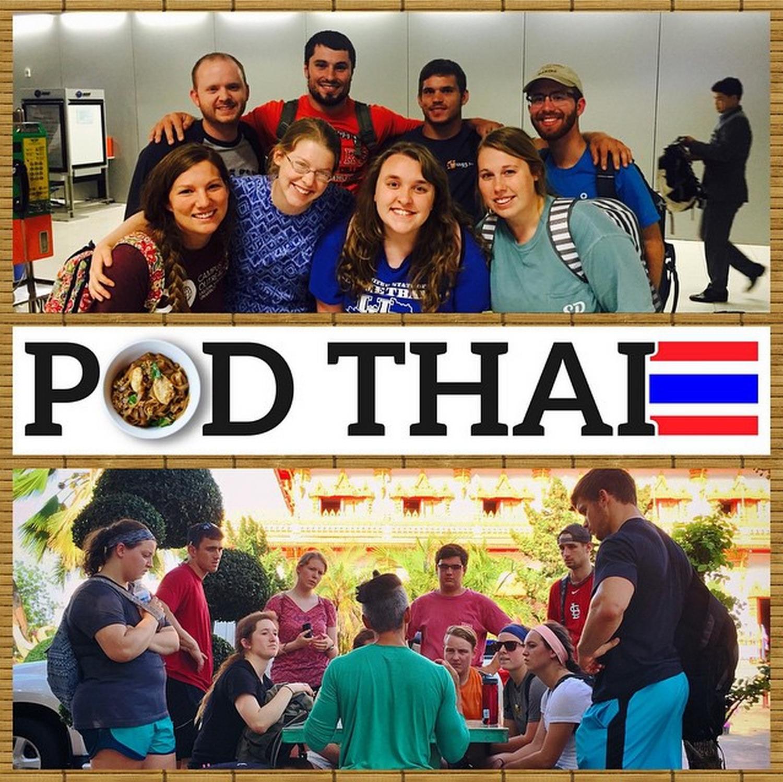 Pod Thai - Campus Outreach Lexington