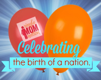 Welcome to Single Mom Nation's launch party!
