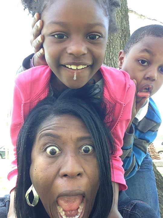 #SingleMomSelfies Grand Prize Winner!