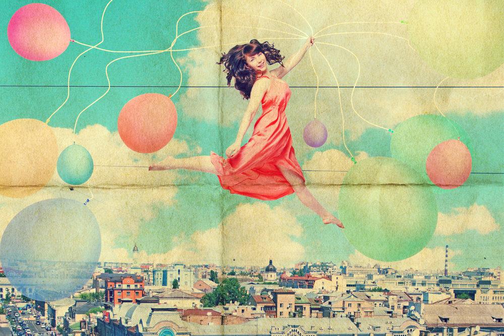 woman vintage art balloons.jpg