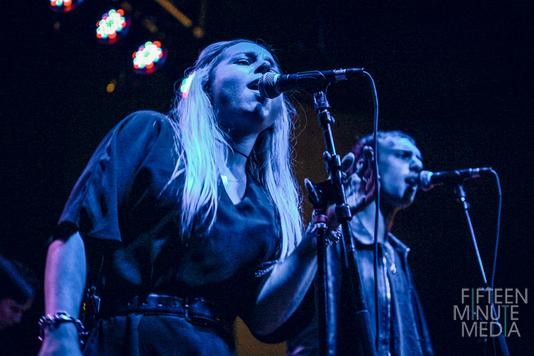 Show in Review: Haelos at the Constellation Room — Fifteen Minute ...