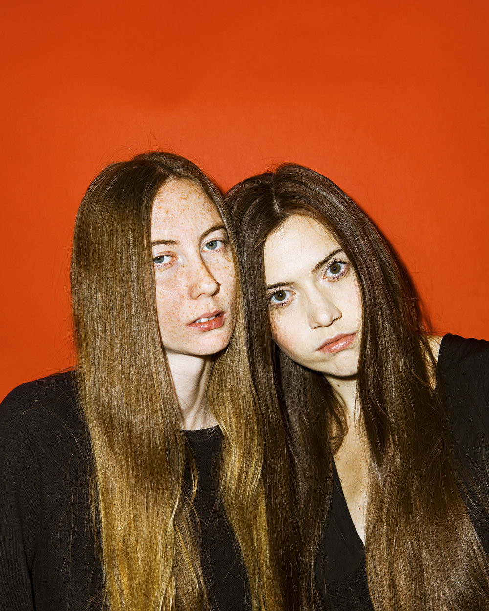 Janine + Alyssa