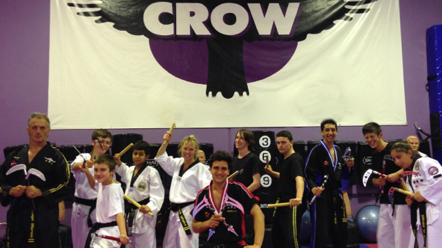 Xtreme Martial Arts and Weapons classes Click here for more information