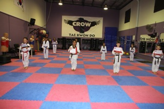 Junior BBX class after grading