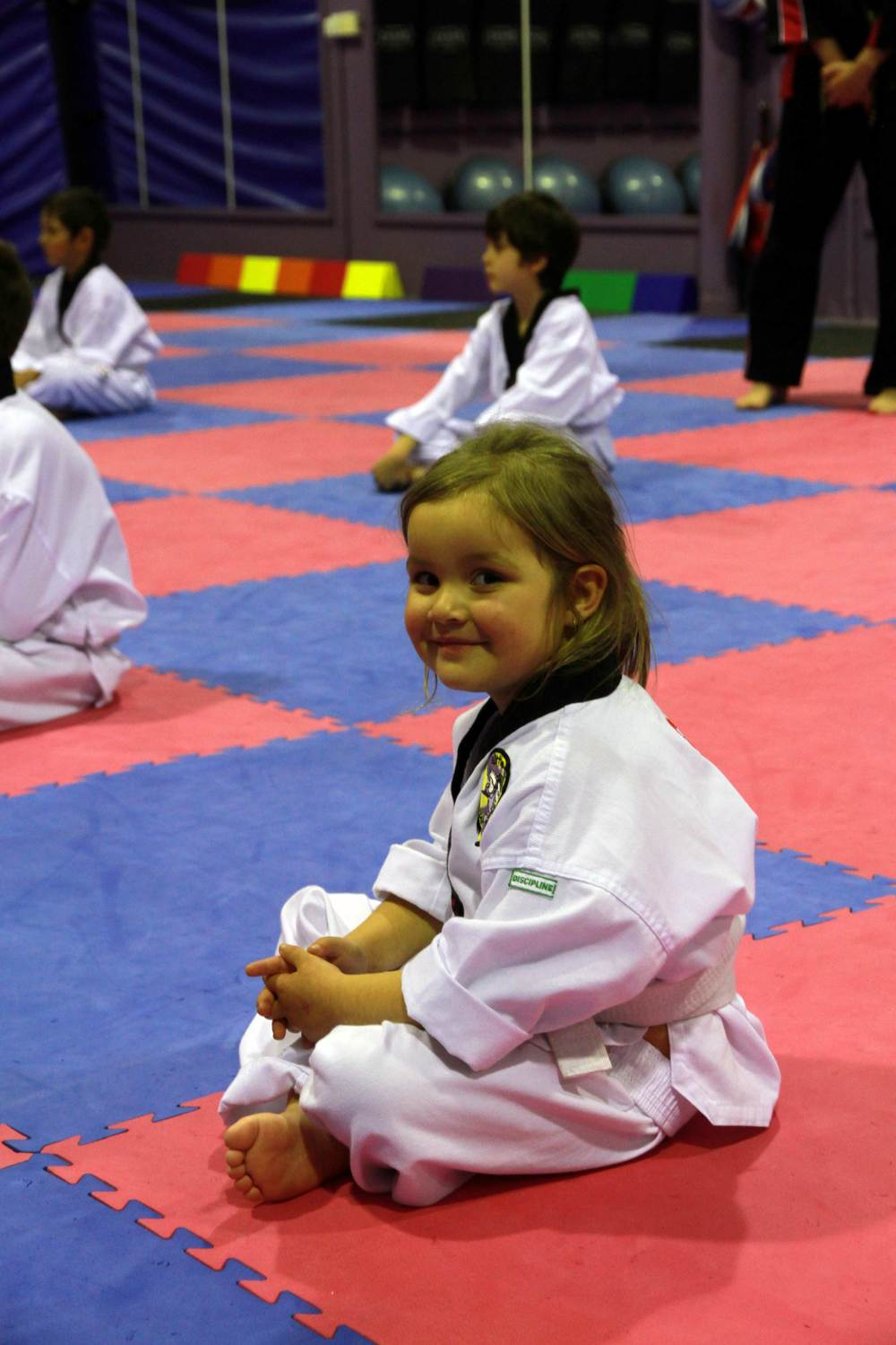 Learn Martial Arts in a fun and safe environment