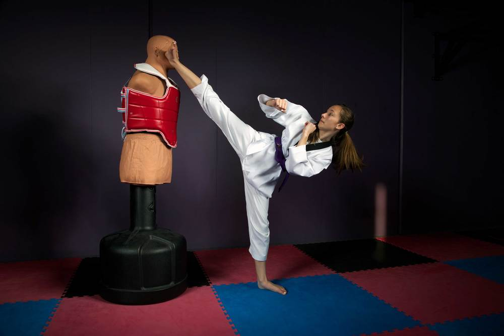 Martial Arts for teenager